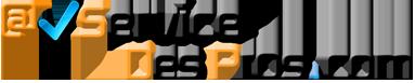 logo au service des pros