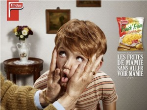 humour - marketing - findus